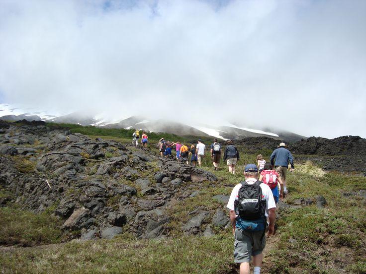 "Eco Hike ""Mini Volcanoes"""