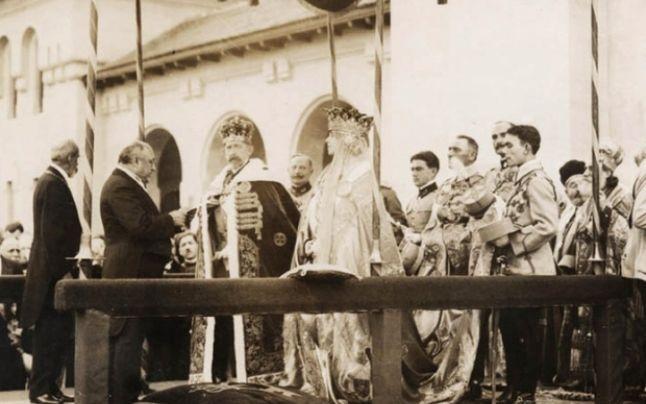 Incoronarea regelui si a reginei Romaniei