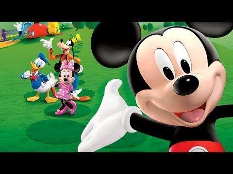 Mickey Mouse Clubhouss: 2 uur niet stop spotprent vol afleveringen Neder...