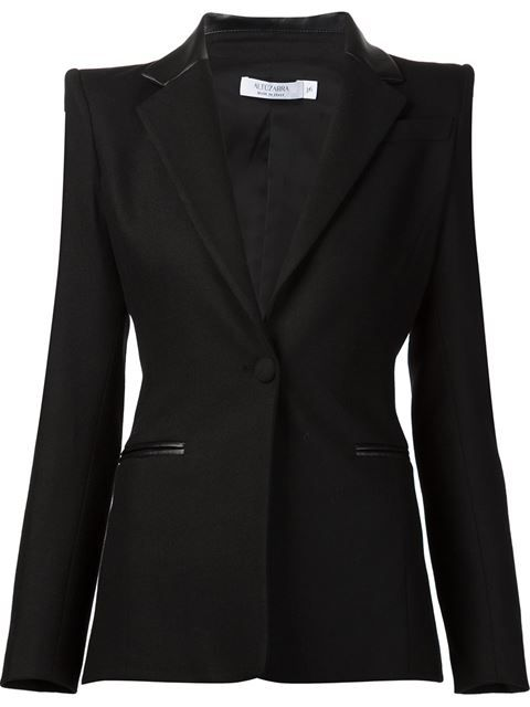 Shop Altuzarra single button blazer in Apropos The Concept Store from the world's best independent boutiques at farfetch.com. Shop 300 boutiques at one address.