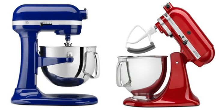 10 Things You Should Know Before Buying a KitchenAid Stand Mixer