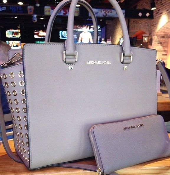ef4f47dc81fc4 Buy michael kors grey purse   OFF35% Discounted