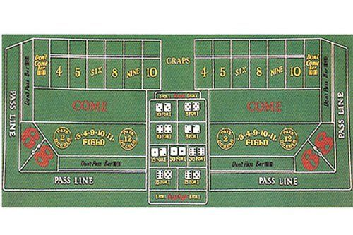 What casinos in california have craps
