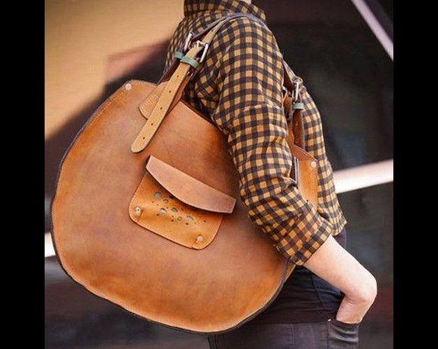 Superb Lederhandtasche Verstellbaren Trägern LUSI Ladybuq Great Ideas