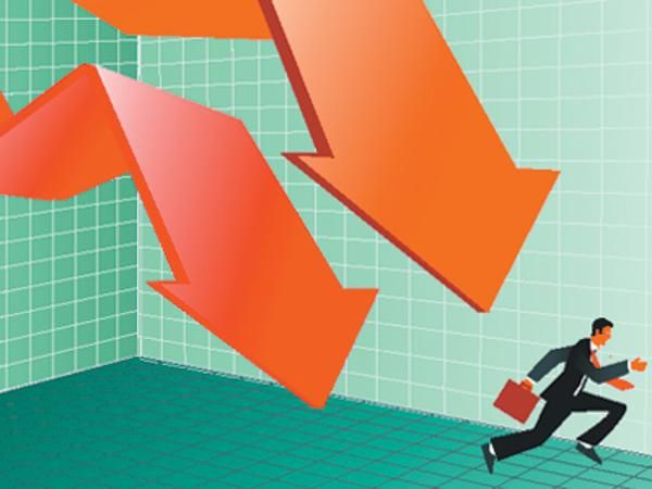 Equity investors poorer by Rs 3 lakh crore so far this year - The Economic Times