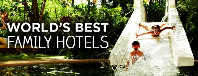 The World's Best Family Hotels & Resorts for 2014 from Five Star Alliance #WorldsBestHotels2014 (Including: @Acqualina Resort @Kurland Hotel and more)