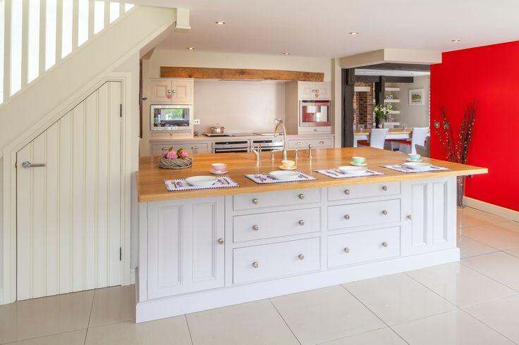 Our beautiful bespoke kitchen