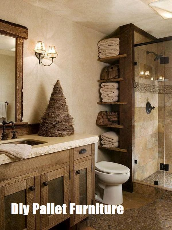 DIY Reclaimed Wood Furniture: Pallet To Furniture ...