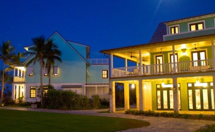 -Bakers Bay, Bahamas