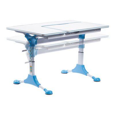 ApexDesk Little Soleil Adjustable Height Children's Study Desk & Reviews | Wayfair