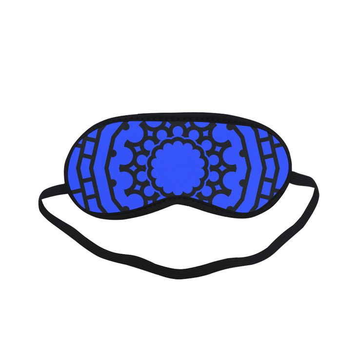 "New in shop : Luxury designers relaxing eye mask for Woman. From collection : ""Magical and myst Sleeping Mask."
