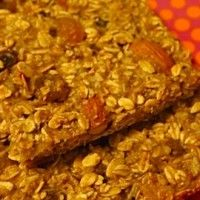 Post-Workout Granola Bar Recipe (Video)