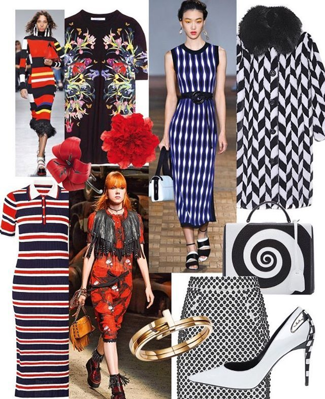 What are the trendy patterns to wear this spring? See in #FebruaryVogue./ Самые модные узоры грядущей весны ищите в нашей подборке в феврале.  via VOGUE RUSSIA MAGAZINE OFFICIAL INSTAGRAM - Fashion Campaigns  Haute Couture  Advertising  Editorial Photography  Magazine Cover Designs  Supermodels  Runway Models