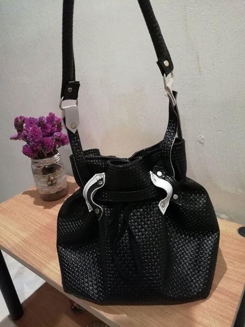 d82aaa4aa 🙏Millones de gracias a Maryluz por compartir este hermoso bolso marinero  👝 que hizo con