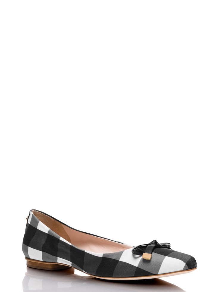 a chic, understated flat with a short stacked heel, the emma flats are  perfect