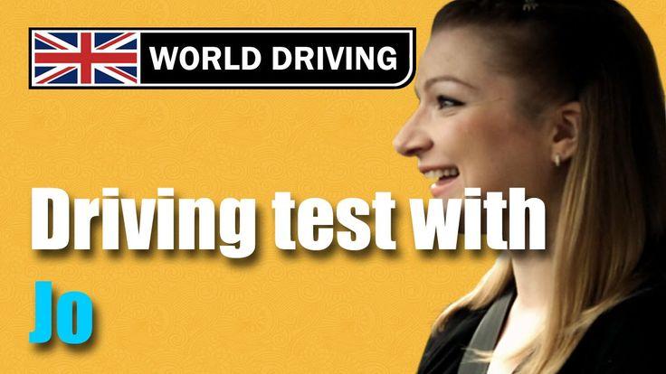 Full UK driving test (Jo's test) - Driving test tips
