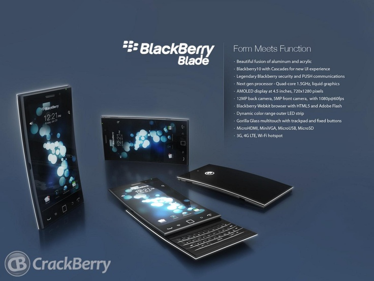 Blackberry Blade