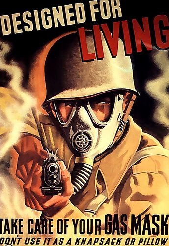 Your Gas Mask