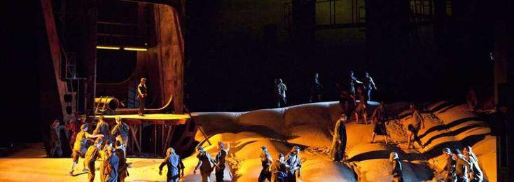 Opéra de Lyon : Le Vaisseau fantôme, Wagner à son apogée ?