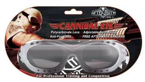 AfterMath Cannibal Airsoft Eye Goggle with Bandana by AfterMath. $17.12. Polycarbonate Lens; Anti Fog Vents; Aftermath Black Bandana