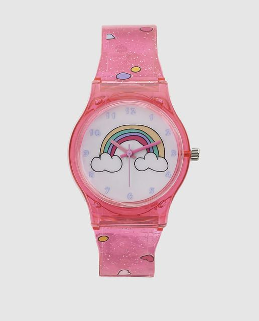 De En Niña In Collection Arco Iris Reloj 2019Work Accesories Rojo TK1F3Jcl