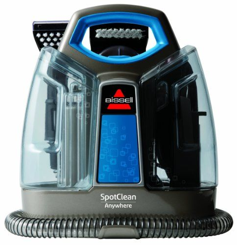 Bissell Spotclean Anywhere Portable Carpet Cleaner, 97491, 2015 Amazon Top Rated Carpet Cleaners #Home