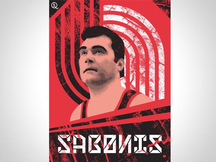 Sabonis by Michael Weinstein