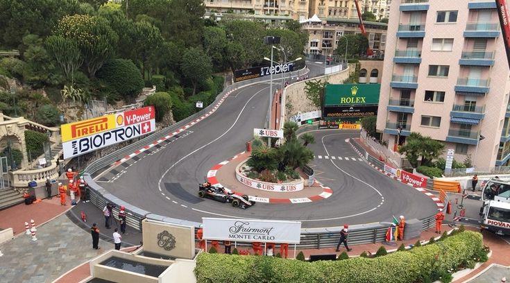 Gran Premio de Mónaco 2016: Resultados de los entrenamientos libres - http://www.actualidadmotor.com/gran-premio-monaco-2016-resultados-los-entrenamientos-libres/