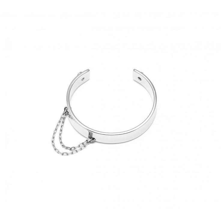 Multi-Chain Cuff by MFP SS13 Pre-Order, Designer MFP SS13 Pre-Order Jewellery, Kabiri Jewellery Store Online