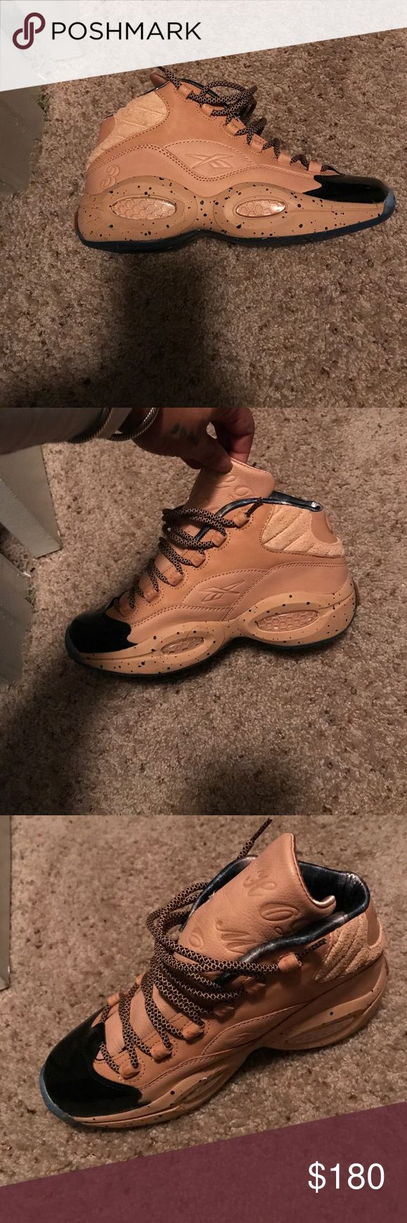 Price reduced Melody Eshani Reebok like brand new Try to find these u can't ....only worn a few times .... Comes in original box 📦 Reebok Shoes Sneakers