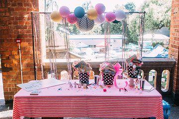 A Darling Affair Brisbane 2015 | Miss Poppins Agency | When Elephant Met Zebra | www.adarlingaffair.com