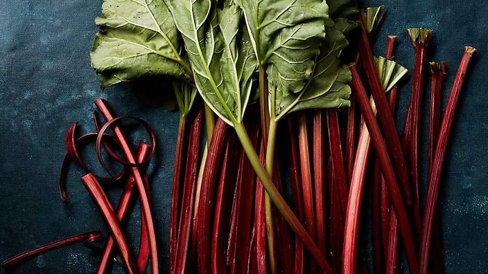 Chef and columnist O Tama Carey uncovers the unusual case of rhubarb's dual identity in this month's #TheSeasonalCook