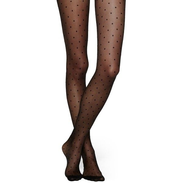 Kate Spade Spot With Backseam Tights ($23) ❤ liked on Polyvore featuring intimates, hosiery, tights, колготки, dot tights, polka dot pantyhose, polka dot stockings, retro stockings and kate spade