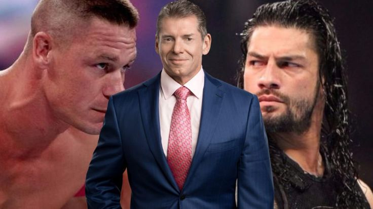 Backstage news on Vince McMahon's reaction to Reigns/Cena and Lesnar/Strowman at No Mercy