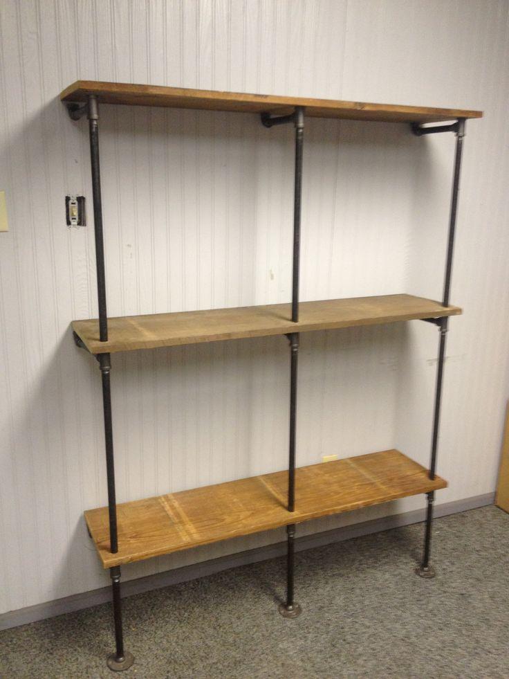 Superior Pipe Shelf