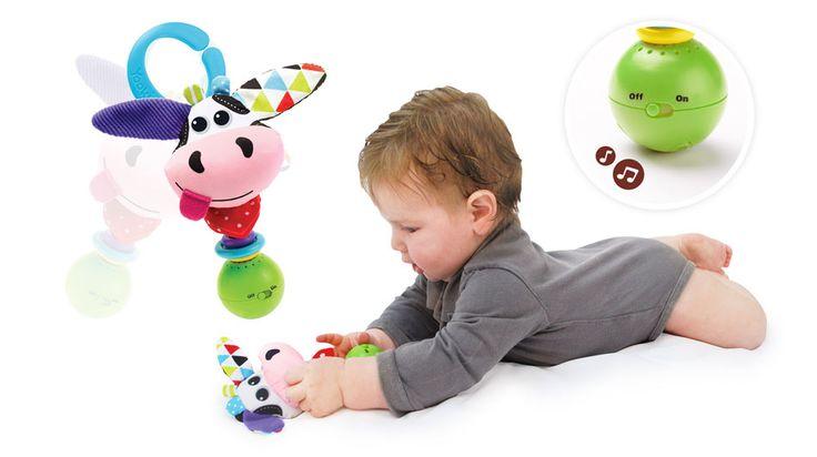 Rammelaar voor je baby, in 4 modellen
