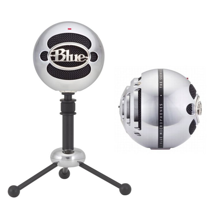how to put a pop filter on a blue snowball