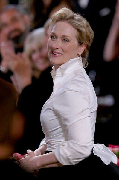 Meryl Streep- brilliance.