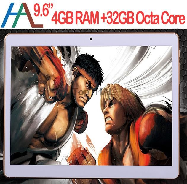"9.6 Inch Qcta Core Android Tablet PC Tab Pad 32GB Rom MTK 4GB Ram Bluetooth GPS 3G 4G LTE Phone Call Dual SIM Card 9.6"" Phablet US $82.88-115.18 /piece To Buy Or See Another Product Click On This Link  http://goo.gl/EuGwiH"