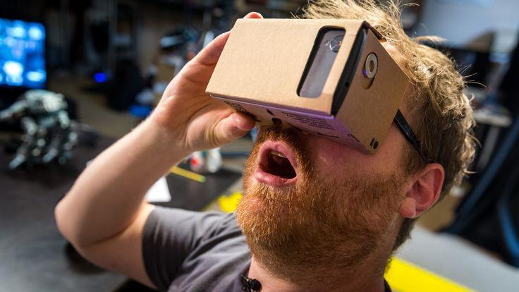 Se possiendi un visore VR per il tuo smartphone potrai accedere alle foto tridimensionali e viverle in realtà virtuale!