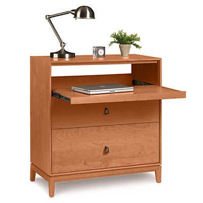 show details for mansfield laptop desk by copeland furniture