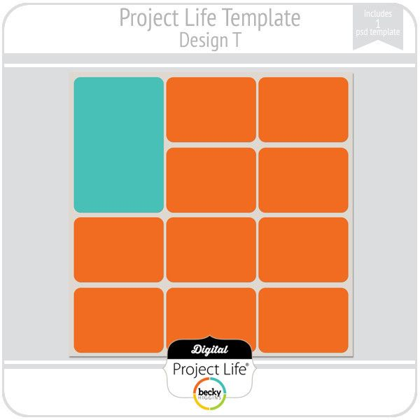 125 best pl templates images on Pinterest | Project life, Pocket ...