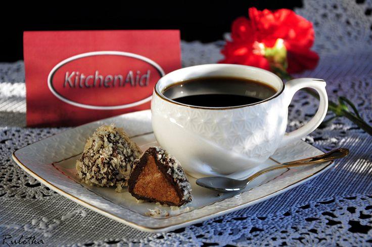 Конфеты по ГОСТу Золотая Нива для KitchenAid. Рецепт c фото от chef Ruletka 12 декабря 2012 на koolinar.ru