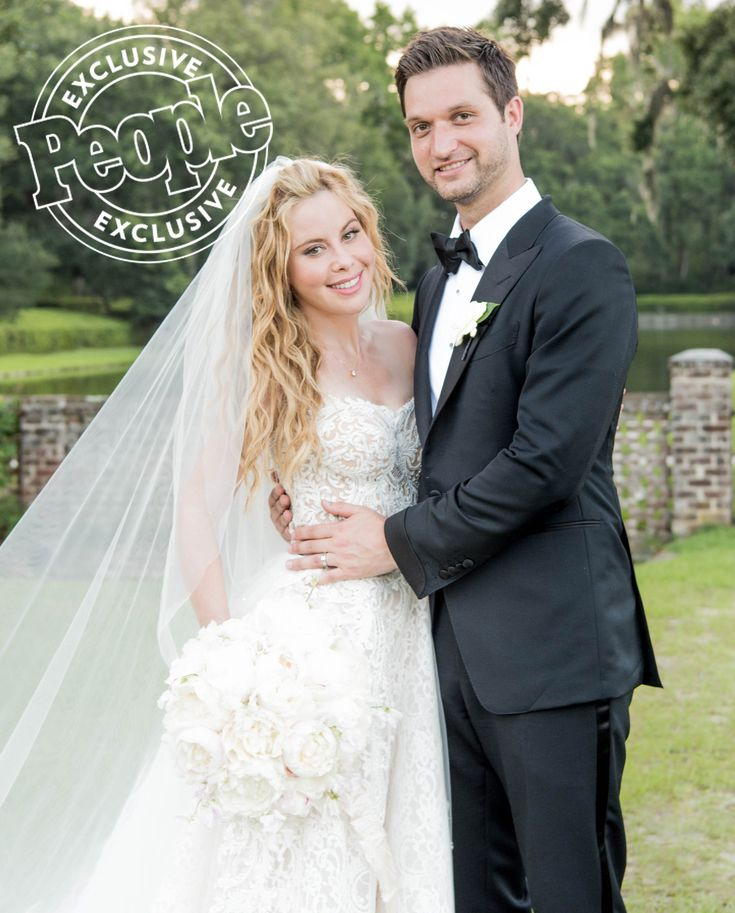 'It Was a Fairytale': All the Exclusive Details on Tara Lipinski's Ultra-Chic Southern Wedding
