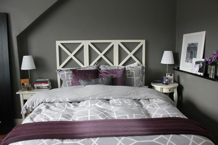 best 25 purple grey bedrooms ideas on pinterest purple 16861 | b04f7618b02fa23d0ebe7cf8180e5c6c