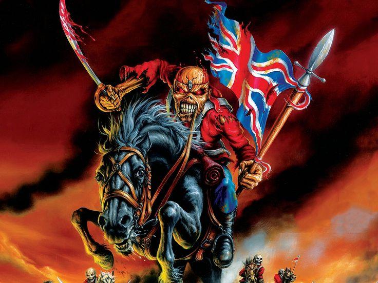 79 Best Images About Eddie Of Iron Maiden On Pinterest