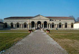 Palais du Te, Giulio Romano, 1525-1534