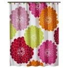 """Stella Shower Curtain - Pink (70x71"""")"""