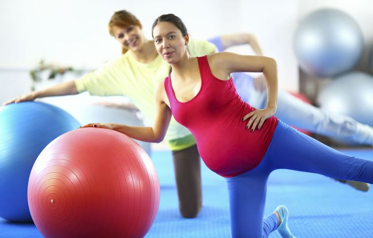 8 great reasons to be active during pregnancy.