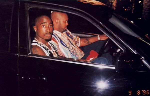 Allegedly the last picture of Tupac before his 'death.' He was shot 20 minutes after this photo was taken. 1996 Crime and Punishment (@TrueCrimeHub) | Twitter